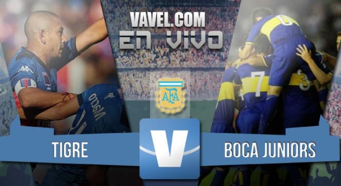 Tigre 2-0 Boca Juniors: el 'Matador' despidió al 'Xeneize' del torneo