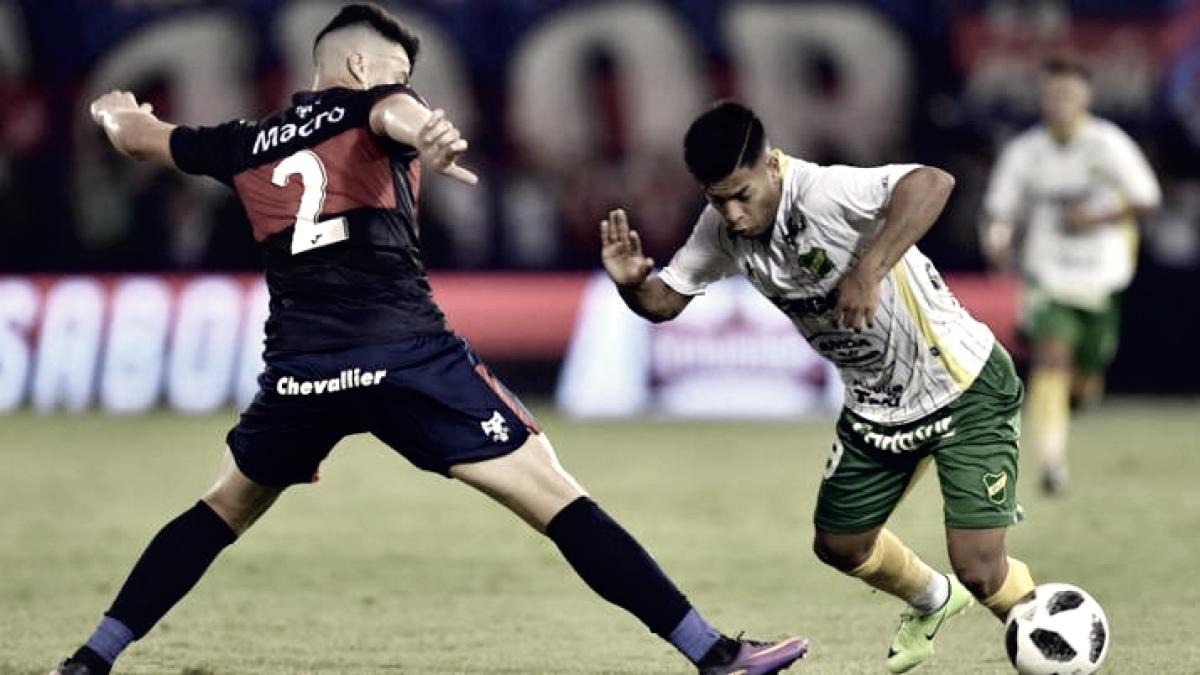 Morales le regaló el empate a Tigre