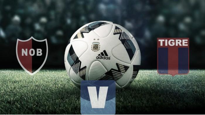 Resultado Newell´s vs Tigre por el Torneo de Primera División (1-0)