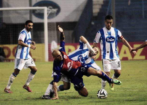 Resultado Tigre - Rafaela 2014 (3-1)