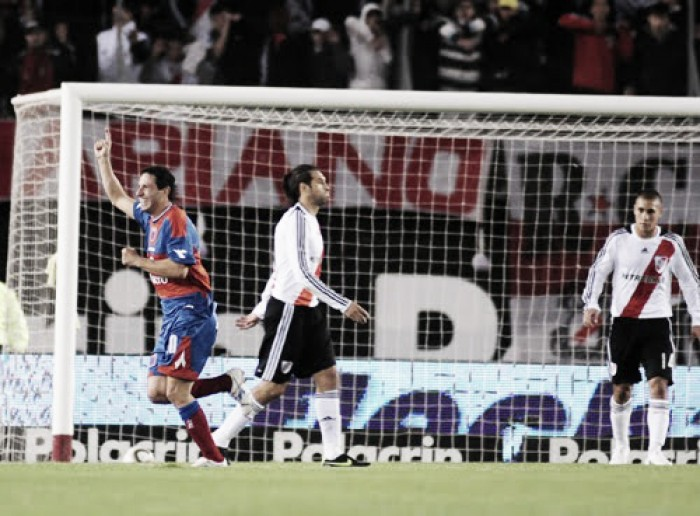 Últimos triunfos de Tigre contra River