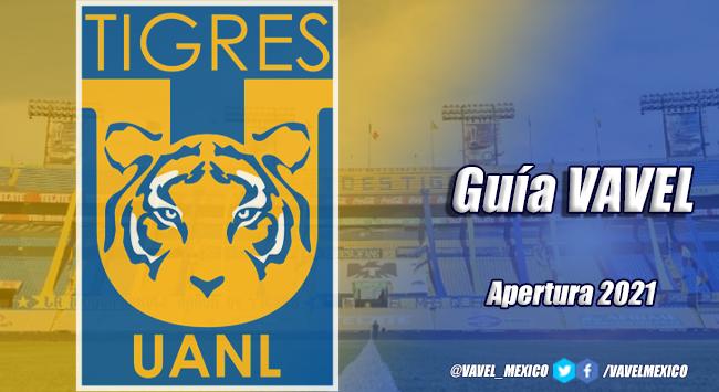 Guía VAVEL Apertura 2021: Tigres