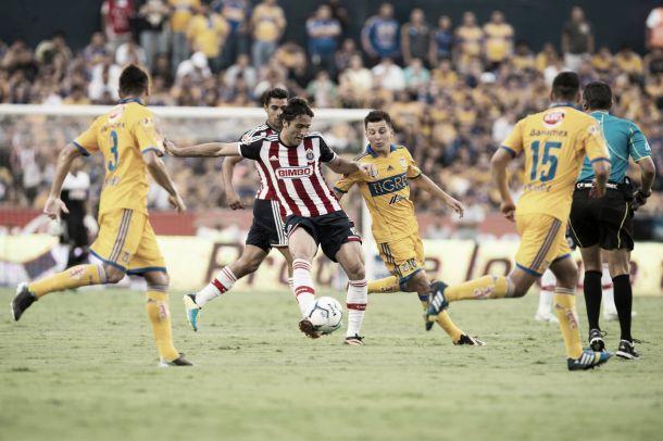 Cambian de fecha el Tigres vs Chivas