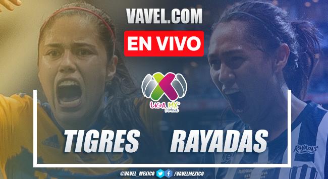 Goles y resumen: Tigres Femenil(3) 0-1 (2) Monterrey Femenil en Final Liga MX 2020