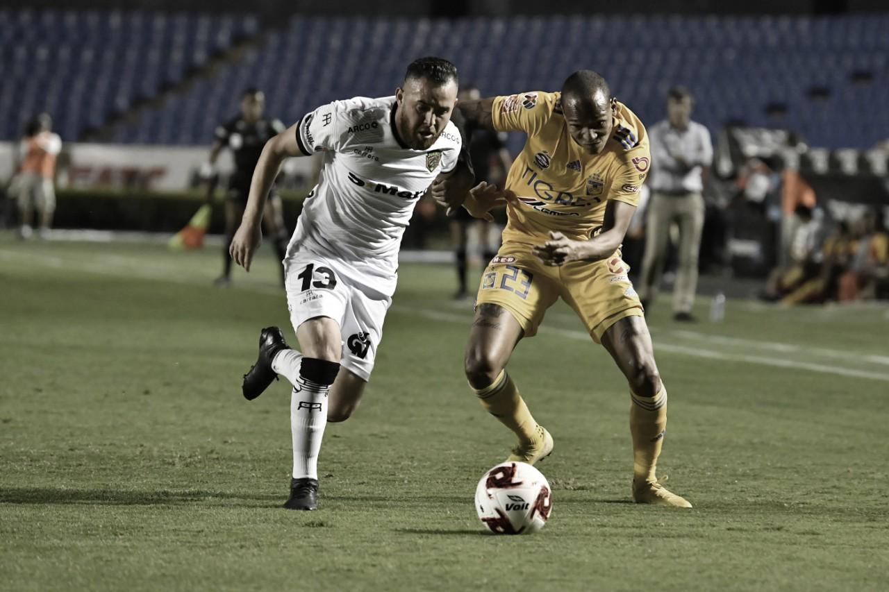 En partido de alarido, Tigres vence a FC Juárez
