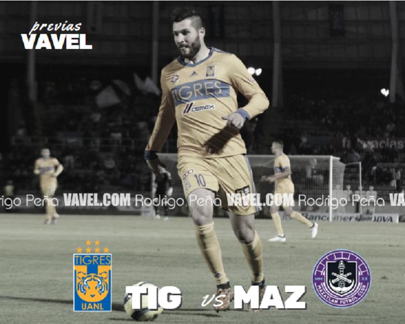Previa Tigres - Mazatlán: debuta el nuevo equipo de la Liga MX