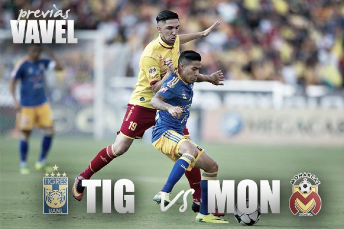 Previo Tigres - Monarcas: el campeón debuta en casa