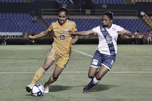 Tigres retorna al triunfo con goleada ante Puebla