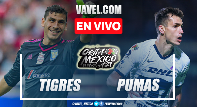 Resumen y mejores momentos del Tigres 0-0 Pumas en Liga MX