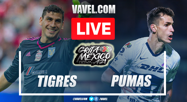Highlights and Best Moments: Tigres 0-0 Pumas in Liga MX