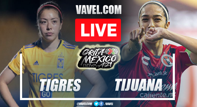 Goals and Highlights: Tigres Femenil 3-0 Tijuana Femenil in Liga MX Femenil 2021
