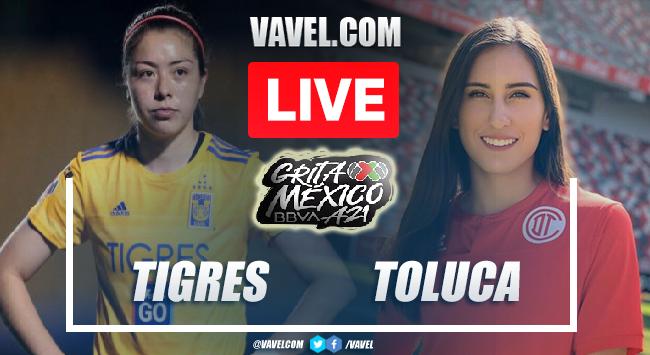 Goals and Highlights: Tigres Femenil 4-0 Toluca Femenil in Liga MX Femenil 2021