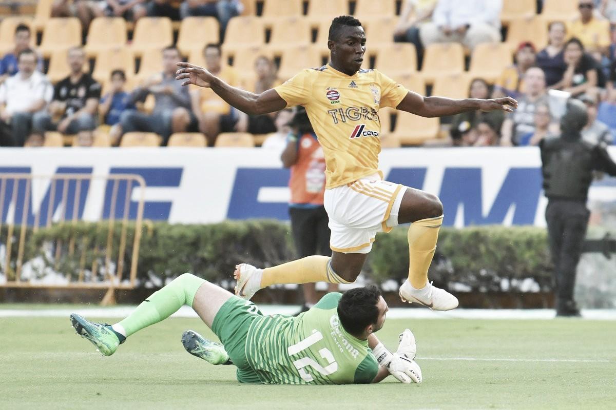 Tigres sigue sin ganar en Copa MX