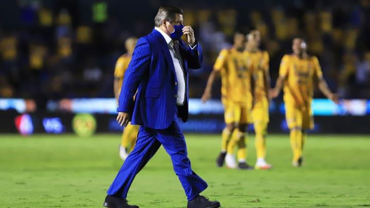 """Miguel Herrera: """"No estamos ganando de local y eso preocupa"""""""