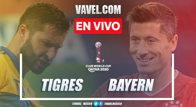 Gol y resumen del Tigres 0-1 Bayern Múnich en Final Mundial de Clubes 2021