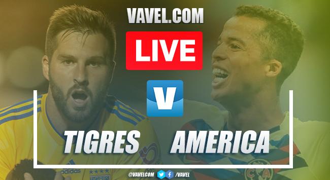 Goals and Highlights: Tigres 1-1 América, 2019 Liga MX