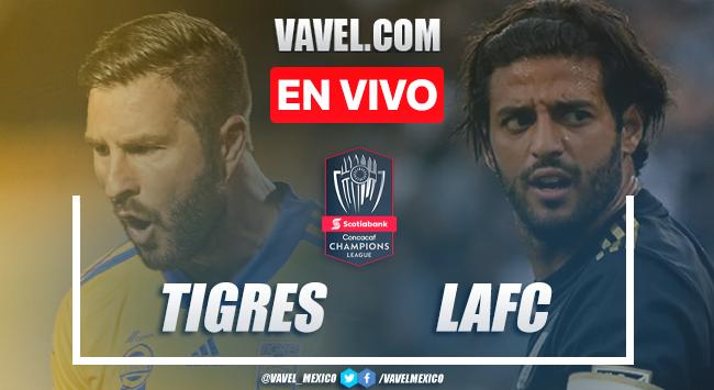 Goles y resumen del Tigres 2-1 LAFC en Final Concachampions 2020