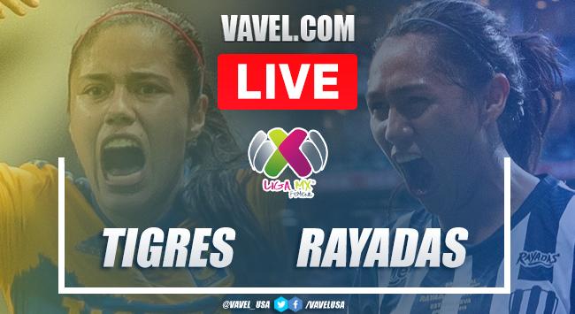 Goals and Highlights: Tigres Femenil (3)0-1(2) Monterrey Femenil of Final Liga MX Femenil 2020
