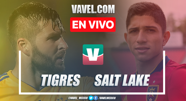 Tigres vs Real Salt Lake EN VIVO transmisión TV online en Leagues Cup 2019 (0-0)