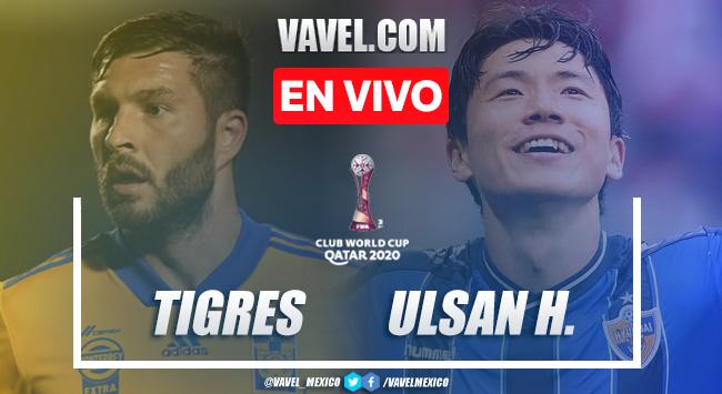 Resumen y goles: Tigres 2-1 Ulsan en Mundial de Clubes Catar
