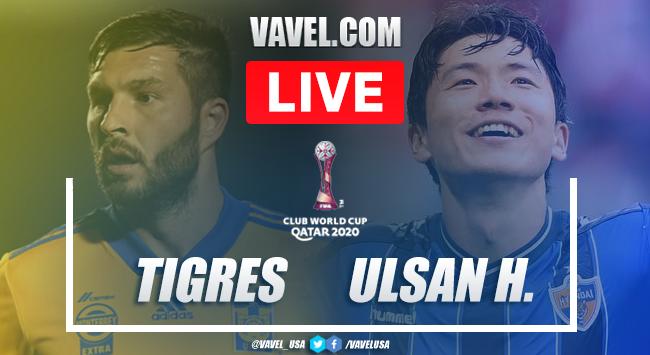 Goals and highlights: Tigres 2-1 Ulsan in Club World Cup Qatar