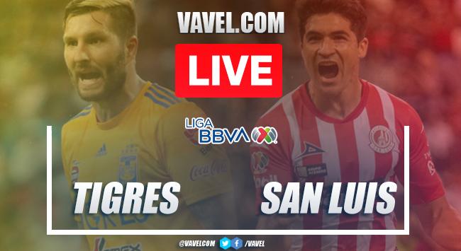 Highlights: Tigres 0-0 Atlético de San Luis, 2020 Liga MX