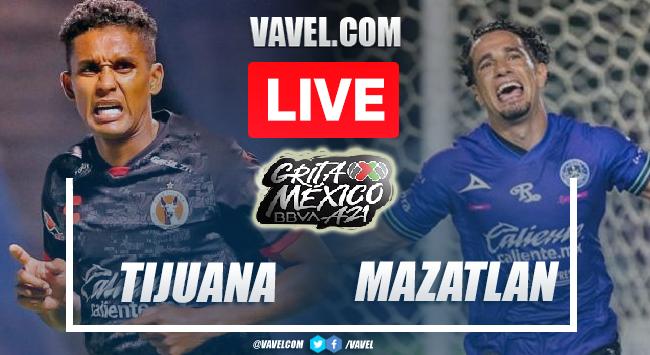 Goals and Highlights: Xolos 0-0 Mazatlan in Liga MX 2021