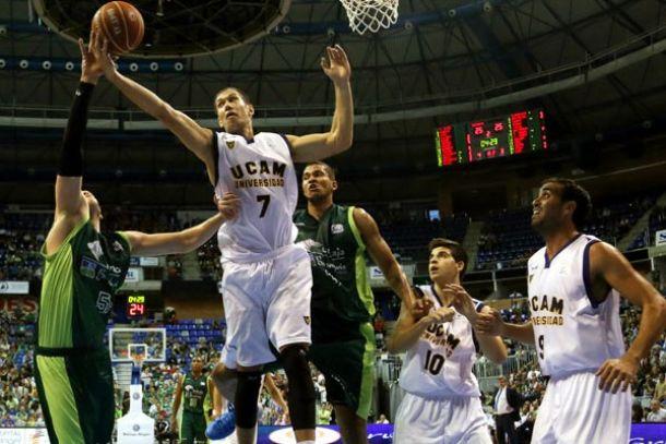 UCAM Murcia - Unicaja Club de Baloncesto: rival complicado en un momento crítico