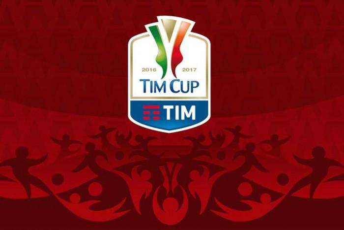 Coppa Italia, il programma del quarto turno