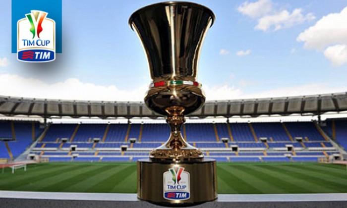 Tim Cup 2016/2017 - Ecco tutti i risultati del secondo turno