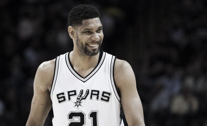 Aos 40 anos, Tim Duncan anuncia aposentadoria após 19 temporadas pelo San Antonio Spurs