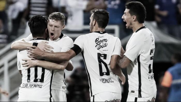 Ataque funciona e Corinthians bate Santa Cruz no último jogo antes de Oswaldo