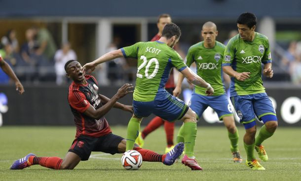 Portland Timbers Head North To Take On Seattle Sounders