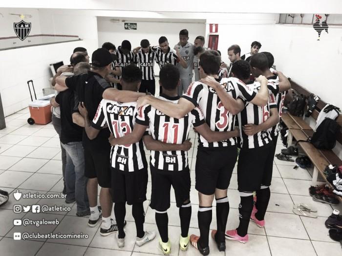 Time B do Atlético-MG bate Villa Nova no segundo teste para Segunda Divisão do Mineiro