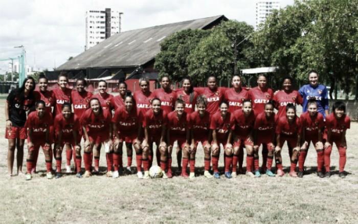 Com novidades, time feminino do Sport retorna às atividades para 2018