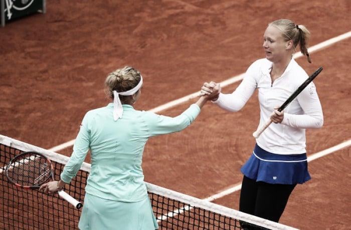 WTA Madrid second round preview: Timea Bacsinszky vs Kiki Bertens