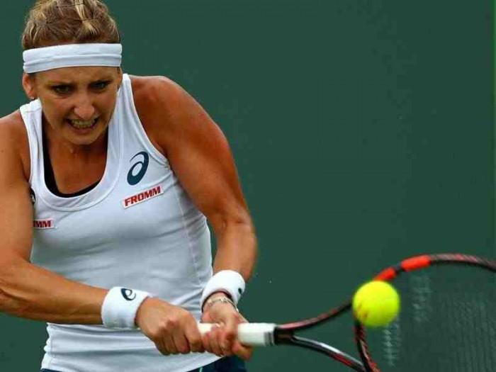 WTA Miami Semifinal Preview: Timea Bacsinszky - Svetlana Kuznetsova