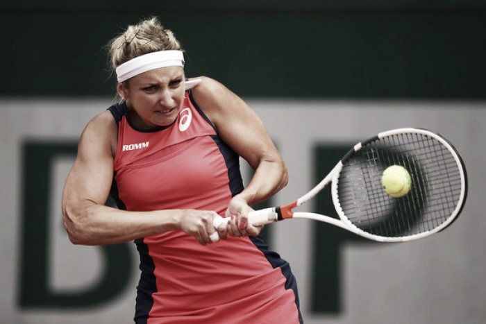French Open: Timea Bacsinszky comfortably enters the second round