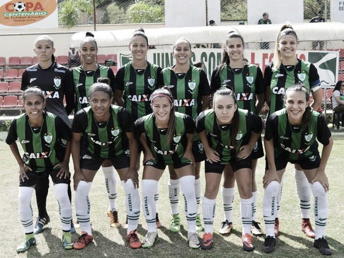 América-MG vence Ipatinga e conquista Campeonato Mineiro Feminino