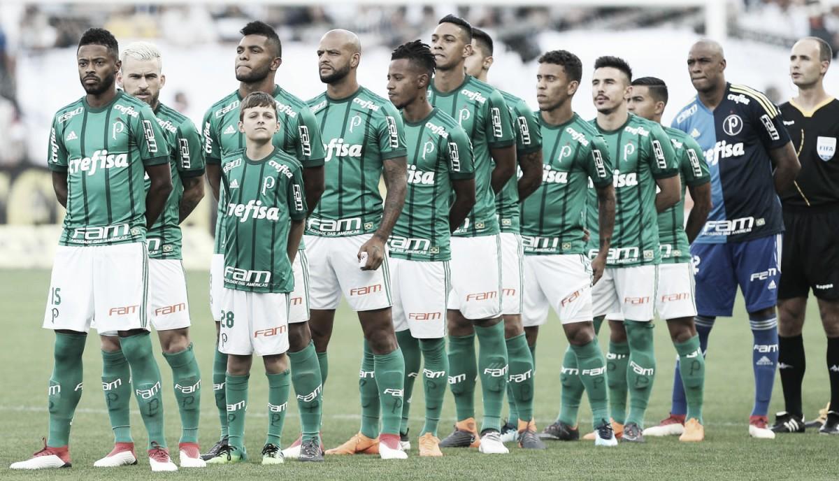 Palmeiras testa força do elenco em sequência de jogos decisivos pelo Paulistão e Libertadores