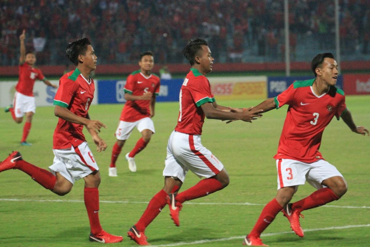 Langkah Mantap Timnas Indonesia