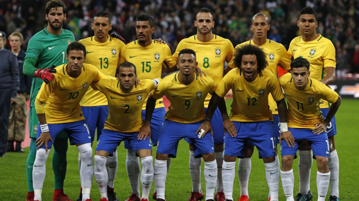 Brasil versus Meksiko, Duel Dua Tim Penuh Power