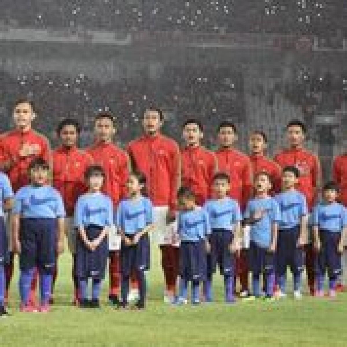 Peringkat FIFA Indonesia Tak Berubah