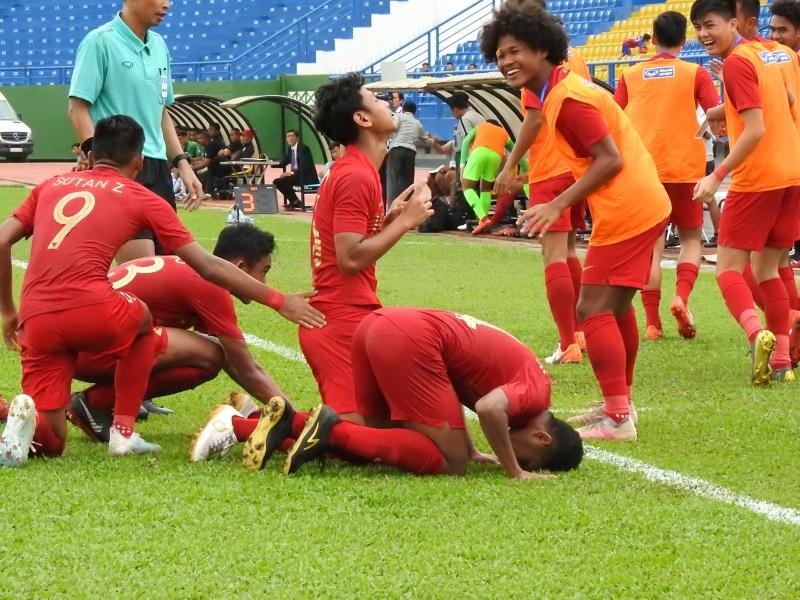 Libas Timor Leste, Timnas U-18 Terus Tunjukkan Tren Positif