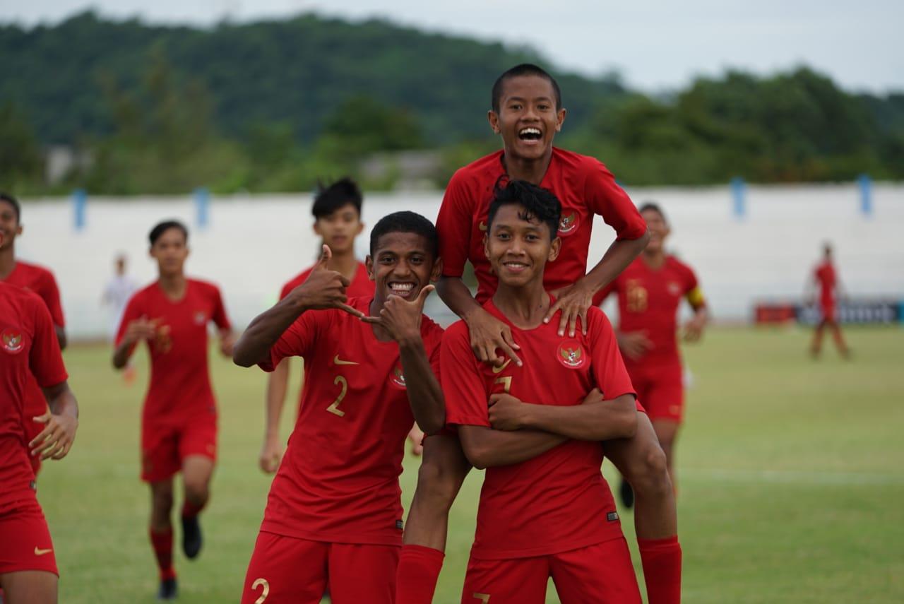 Juara Grup, Indonesia Melenggang ke Semifinal