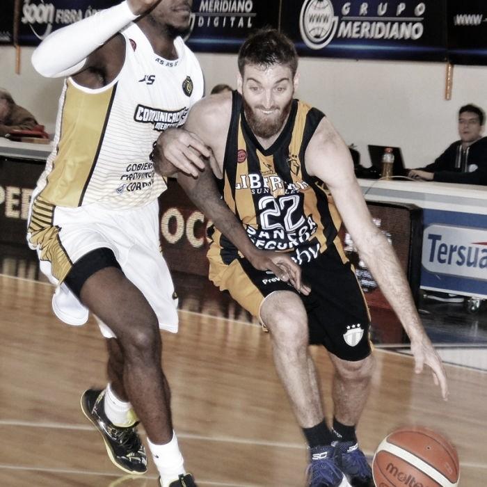 Playoffs LNB: Libertad ganó y forzó un quinto partido