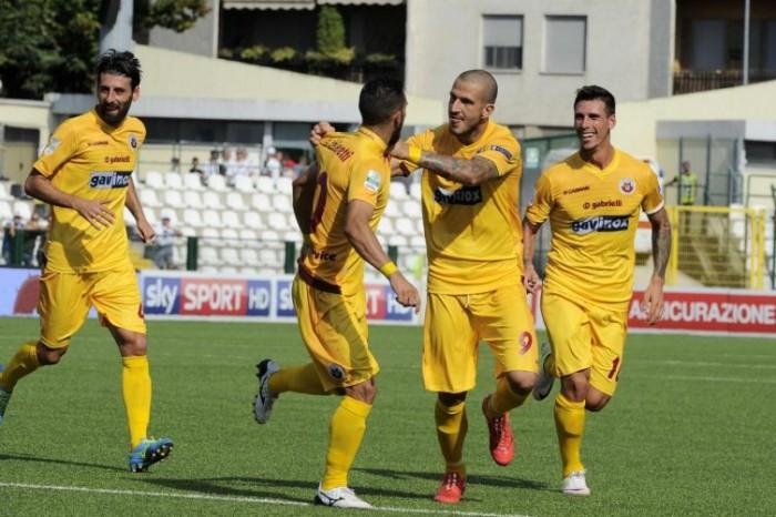 Serie B: il Cittadella è primo! Bene anche Novara e Frosinone