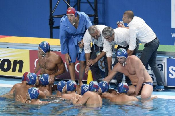 Pallanuoto, World League: il Settebello doma la Russia