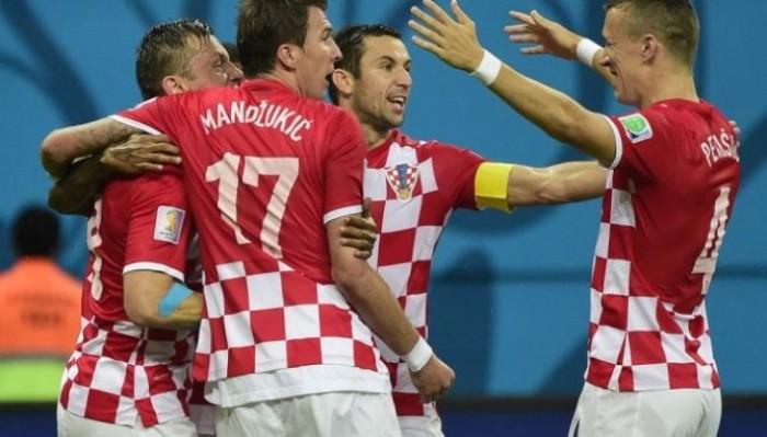 La valanga croata si abbatte sul povero San Marino: addirittura 10 i gol segnati