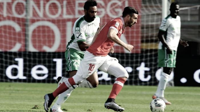 Serie B: il Perugia dilaga ad Avellino, prezioso successo per la Pro Vercelli. Nelle zone alte, vincono Carpi ed Entella